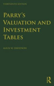 Parry's Valuation and Investment Tables