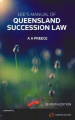 Lee's Manual of QLD Succession Law
