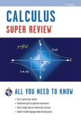 Super Review Calculus, 2nd Edition