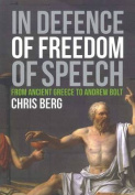 In Defence of Freedom of Speech