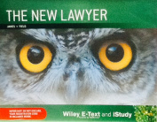 The New Lawyer 1E Wiley E-text+istudy Version 1 Registration Card
