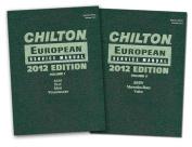 Chilton European Service Manual