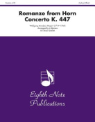 Romanze from Horn Concerto K. 447