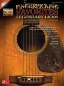 Fingerpicking Favorites Legendary Licks