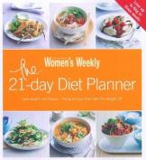 21 Day Diet Planner