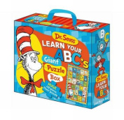 Dr Seuss Cat in Hat Learn Your ABC's Floor Puzzle