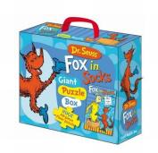 Dr Seuss Fox in Socks Giant Floor Puzzle