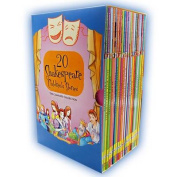 Twenty Shakespeare Children's Stories - The Complete 20 Books Boxed Collection