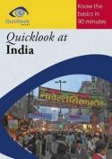 Quicklook at India