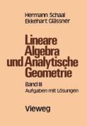 Lineare Algebra und Analytische Geometrie [GER]