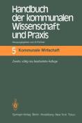 Handbuch Der Kommunalen Wissenschaft Und Praxis [GER]