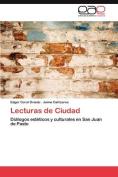 Lecturas de Ciudad [Spanish]