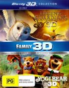 Legend of the Guardians [2 Discs] [Region B] [Blu-ray]