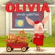 Olivia Vende Galletas = Olivia Sells Cookies [Spanish]