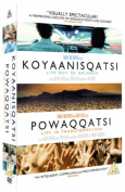 Koyaanisqatsi/Powaqqatsi [Region 2]