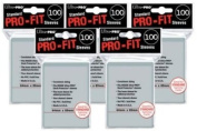 Pro-Fit Sleeves (clear)