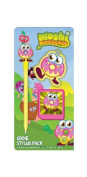 MOSHI MONSTERS Moshlings Stylus Pack For 3DS XL/3DS/DSi XL/DSi/DS Lite/DS, Oddie (GAMO-2SY-ODY1-DS-BP).