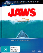 Jaws (Blu-ray/Digital Copy)   [2 Discs] [Region B] [Blu-ray]