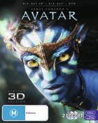 Avatar (3D Blu-ray/Blu-ray/DVD)  [Region B] [Blu-ray]
