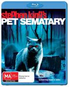 Pet Sematary [Region B] [Blu-ray]