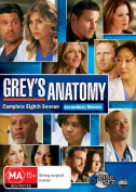 Grey's Anatomy: Season 8 [Region 4]
