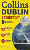 Collins Dublin Streetfinder Colour Map [New Edition]