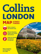 Collins London Streetfinder Map [New Edition]