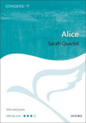 Alice: Vocal score (Songbird)