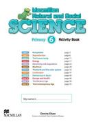 Macmillan Natural and Social Science 6 Activity Book Pack