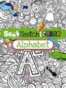 Seek, Sketch and Color -- Alphabet