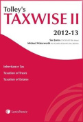 Tolley's Taxwise II 2012-13