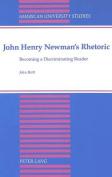 John Henry Newman's Rhetoric