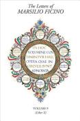 The Letters of Marsilio Ficino  (liber X)