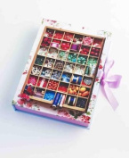 Letter Writing Box With Ribbon : Make Do and Mend