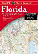 Florida Atlas & Gazetteer  : [Detailed Topographic Maps