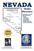 Owl Media Guide's Nevada Media Directory 25th Anniversary Edition