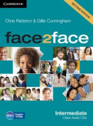 face2face Intermediate Class Audio CDs  [Audio]
