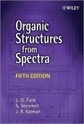 Organic Structures from Spectra