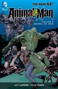 Animal Man Vol. 2