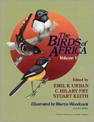 The Birds of Africa: Volume V