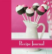 Recipe Journal - Cake Pops