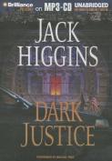 Dark Justice (Sean Dillon) [Audio]