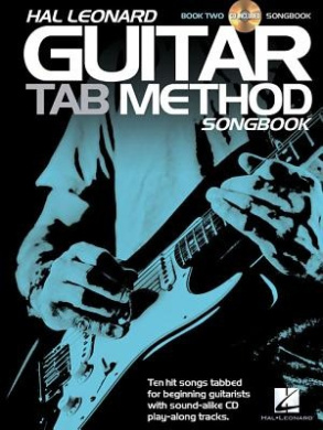 Hal Leonard Guitar Tab Method Songbook, Book 2 [With CD (Audio)]