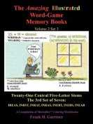 The Amazing Illustrated Word-Game Memory Books Volume 2 Set 3