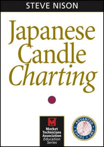 Japanese Candle Charting (Wiley Trading Video) by Steve Nison.