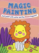 Magic Painting Lion