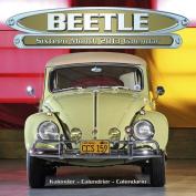 VW Beetle 2013 Wall Calendar #30207-13
