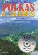 110 Ireland's Best Polkas & Slides [With 2 CDs]