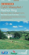 Radnor Ring Mid Wales Cycle Route Map