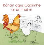 Ronan agus Caoimhe ar an fheirm [GLE]
